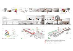 Gallery of Renovation of the Saint Exupéry School / Argola Arquitectos + Flint Archicture - 14