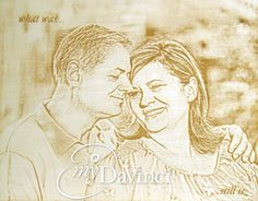 """""""Thank you for the timely shipping and receiving of my order. I am amazed at the quality of the picture and if I ever need anything like this ordered again I know where to order. I will also spread the word of your great customer service and quality products."""" --Elena  wood engraved photo - wood photo - wood etching - photo to art Photo To Art, Photo On Wood, Photo Engraving, Wood Engraving, Wood Etching, Wood Artwork, Wood Display, Romantic Couples, Customer Service"""