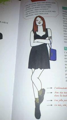 La fameuse petite robe noire !