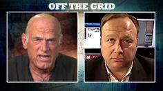 Alex Jones Goes #OffTheGrid | Jesse Ventura Off The Grid - Ora TV. NSA, SNOWDEN AND OBAMAS LIES .
