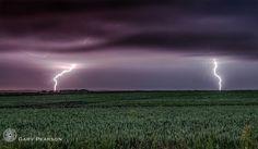 https://flic.kr/p/uEDW7F | Lightning over Dersingham in Norfolk 20/06/15