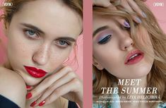 VGXW Magazine July 2018 Book 1 - Beauty Editorial by Liya Helichova