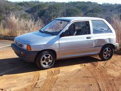 91 Ford Festiva - living in the high desert with no a/c Ford Festiva, Transportation, Vehicles, Cars, Car, Vehicle, Tools