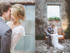 wild flowers wedding hair - Google Search