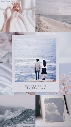 The legend of the blue sea//Polaroidrequested by: anonymous Sassy Wallpaper, Mood Wallpaper, Cute Wallpaper Backgrounds, Legend Of The Blue Sea Kdrama, Legend Of Blue Sea, Lee Min Ho Legend Of The Blue Sea Wallpaper, Anime Boy Sketch, Anime Art Girl, Drama Korea