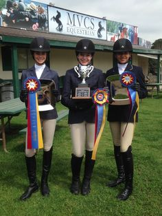 MVCS Equestrian headed to Nationals