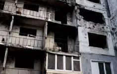 """Боевики """"ДНР"""" уничтожили очередной город Донбасса: журналист опубликовал шокирующее видео http://proua.com.ua/?p=65027"""