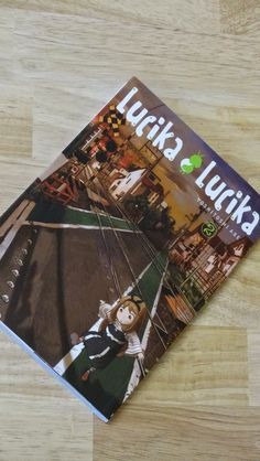 Butiner de livres en livres: Lucika Lucika, tome 2