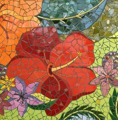 mosaic art gallery | Laurel True: True Mosaics Studio