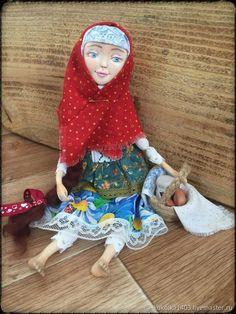 Кукла Ксюша – купить в интернет-магазине на Ярмарке Мастеров с доставкой - F3S1XRU   Москва Dolls, Puppet, Doll, Baby, Baby Dolls