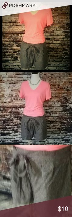 Selling this Grey Shorts in my Poshmark closet! My username is: thelbdboutique1. #shopmycloset #poshmark #fashion #shopping #style #forsale #  #Pants