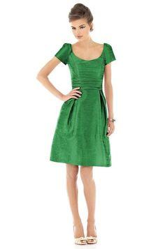 Alfred Sung D524 Bridesmaid Dress | Weddington Way