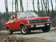 Ascona SR - 1971