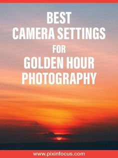 If you're are looking for the best tips to improve your golden hour photography, this article is for you. Learn the best camera settings and gear to make the most of these special hours.  #goldenhourphotography #goldenhourphotographytips #photographytips #beginner photographytips #learnphotography #landscapephotography #sunrisephotography #sunsetphotography #sunrisephotographytips #sunsetphotographytips