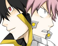 Natsu & Zeref. Have you guys read chapter 436? DID YOU SEE THAT ONE COMING?! CAUSE I SURE AS HELL DIDN'T O_O