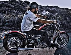 Hunter Motorcycles 350cc Bobber.    http://huntermotorcycles.com.au/hunter-product/hunter-bobber