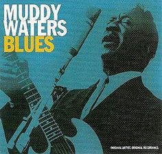 Muddy Waters   I met him in the 70's. Great man.   GnG