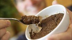 chia chocolate pudding - YouTube