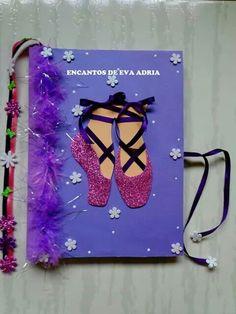 Diy Notebook, Decorate Notebook, Notebook Covers, Foam Crafts, Preschool Crafts, Diy And Crafts, Paper Crafts, File Decoration Ideas, Doodle Frames