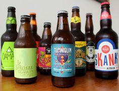 O Brasil tá bem - e ficando cada vez melhor - em cervejas artesanais. Prove!