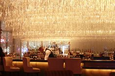 Chandelier Bar @ Cosmopolitan - Las Vegas - favorite place to ...