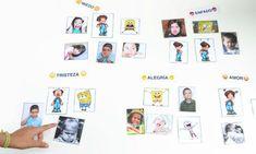Actividad para niños: reconocer emociones y crear un diccionario emocional. Consciencia emocional