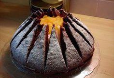 Picture of Recept - Kilimandžáro Nutella, Baked Potato, Keto, Baking, Cake, Ethnic Recipes, Desserts, Food, Detail