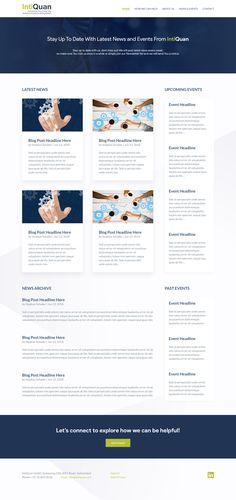 Upcoming Events, Ui Design, Let It Be, Blog, Blogging, User Interface Design