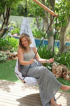 Hamac chaise, hamac et fauteuil suspendu – 75 idées pour l'extérieur et l'intérieur