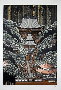 Kamakura Hikigaya, by Ray Morimura, 2000