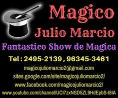 Magico Julio Marcio , show de magica , magico para festas  (Promoção) , Fantastico Show de magicas , ilusionismo , close-ap , magico para festa infantil , infantis , adultos , evento , aniversarios , escolas , creches , empresas , casamentos , debutantes , formaturas , festas e eventos em geral. Otimo preço confira , magicos em São Paulo  SP , zona leste , Penha  contratar magico Tel : (11) 2495-2139 , 96345-3461 tim  magicojuliomarcio2@gmail.com…