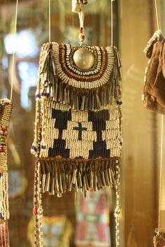 Rebecca's Rainbow: Native American Indian Art Dolls and beadwork