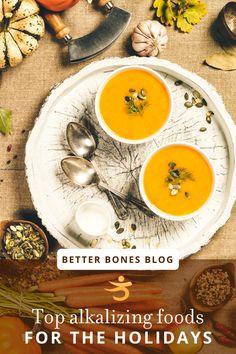 Best Thanksgiving Side Dishes, Anti Oxidant Foods, Good Bones, Alkaline Diet, Root Vegetables, Superfoods, Salads, Menu, Healthy Recipes