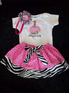 Birthday cupcake Baby dress 1st  onesie by GinaBellas1 on Etsy, $39.50