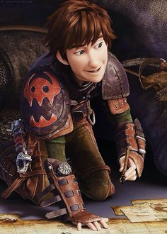 Hiccup armor