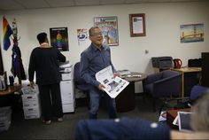 The year that San Francisco's oldest surviving LGBT newspaper printed its first…