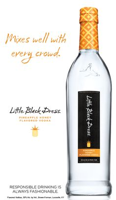 Little Black Dress Vodka