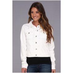 Resultado de imagen para white jacket denim women | Mezclilla ...