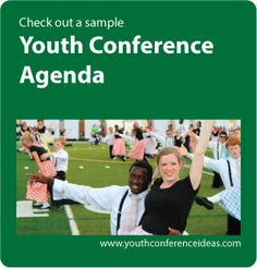 Sample LDS Youth Conference Agenda   Mormon Share