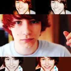 Charlie McDonnell.. Absolutely love this guy ♥