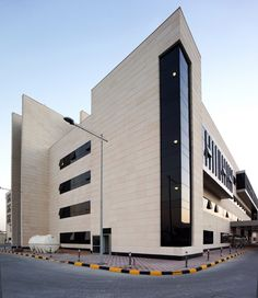 Urbanism Planning Architecture - Al Qassimi Maternity Hospital, Sharja, UAE