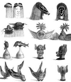 masques indigènes