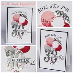 #Partyballons #Stanze Luftballons #Produktpaket So viele Jahre