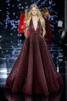 Fall winter 2015-2016 zuhair murad haute couture