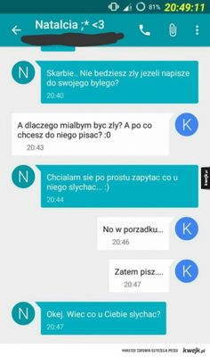 Funny Sms, Funny Text Messages, Wtf Funny, Funny Texts, Polish Memes, Funny Conversations, Weekend Humor, Old Memes, Happy Photos