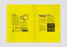 a/lab - Tabloid | EDITORIAL DESIGN on Behance