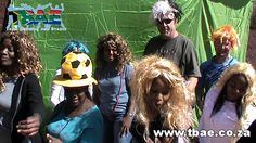 Standard Bank Movie Making, Karaoke Noot vir Noot team building event in Alberton, facilitated and coordinated by TBAE Team Building and Events Team Building Events, Karaoke, Green