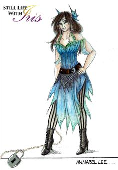 looks like a pirate Be Still, Still Life, Annabel Lee, Stage Set, Costume Design, Wearable Art, Iris, Costumes, Portrait