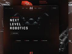 Mekamon Homepage