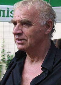 Janusz Głowacki - czerwiec 2004 r. Warszawa